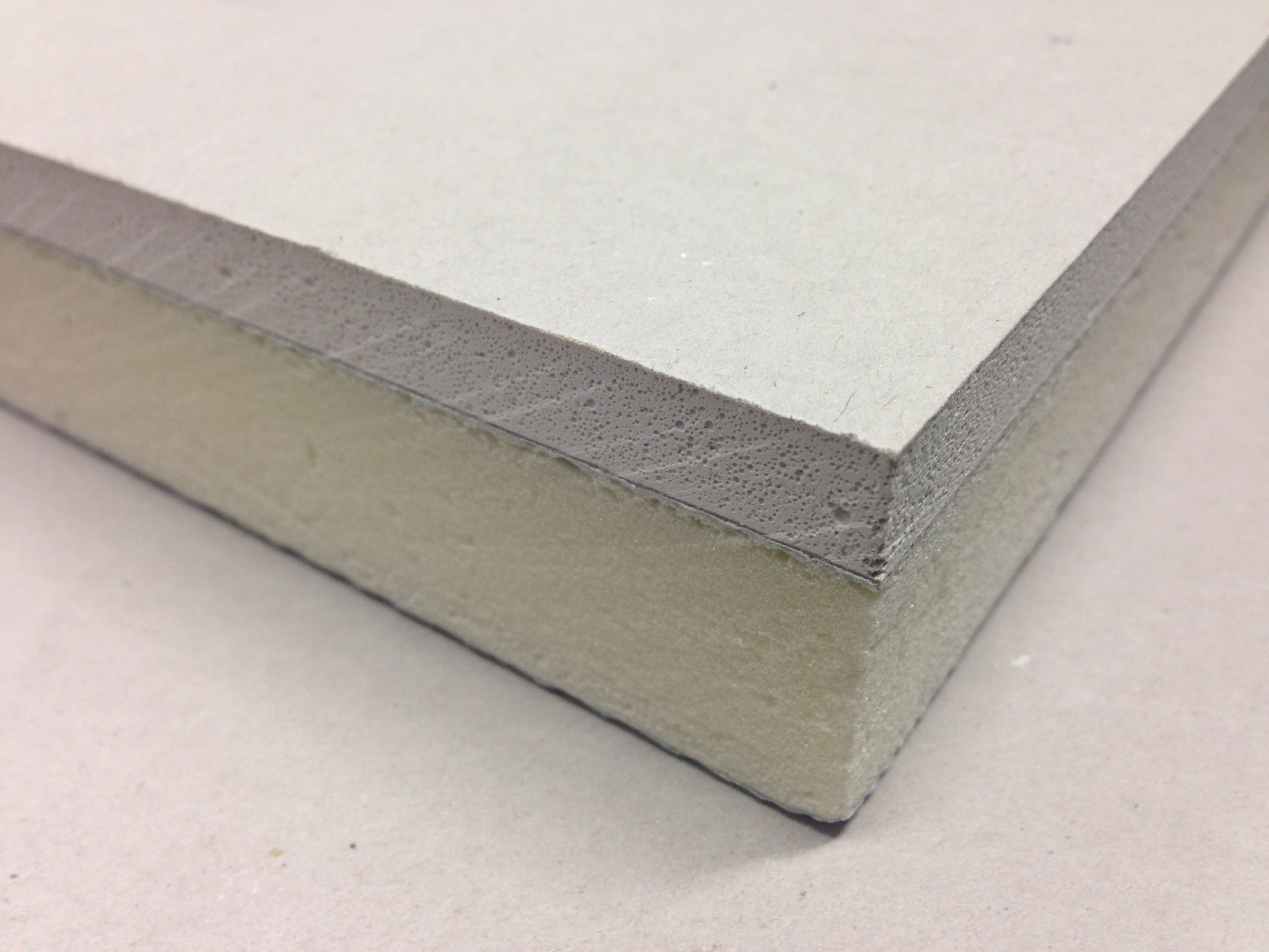 Styrofoam Insulation Spacers : Residential tile roof reflex insulation